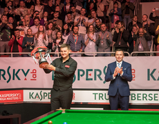 Ryan Day cup Kaspersky Riga Masters 2017