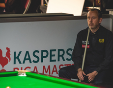 Mark Williams Kaspersky Riga Masters 2017